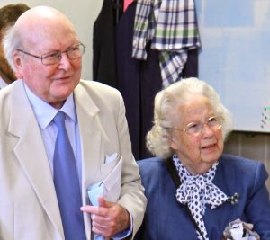 Ray & Margaret James
